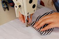 MISQUE(ミスク)の縫製は丁寧です