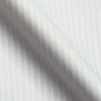 ホワイト ストライプ柄の生地を各15cm