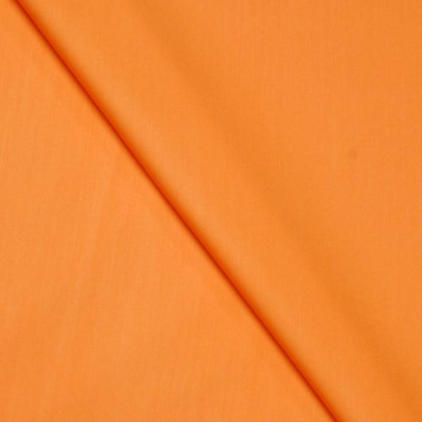 キャロットオレンジ無地柄の生地を各15cm